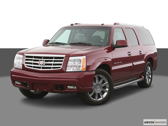 2004 Cadillac Escalade ESV Review
