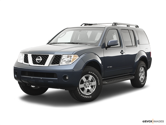 2006 Nissan Pathfinder Review