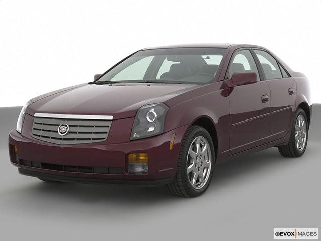 2004 Cadillac CTS Review