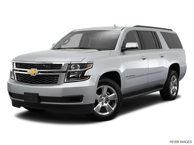 2016 Chevrolet Suburban Review