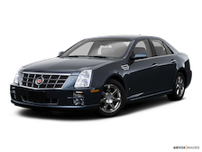 2009 Cadillac STS Review