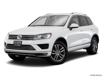 2016 Volkswagen Touareg Photo