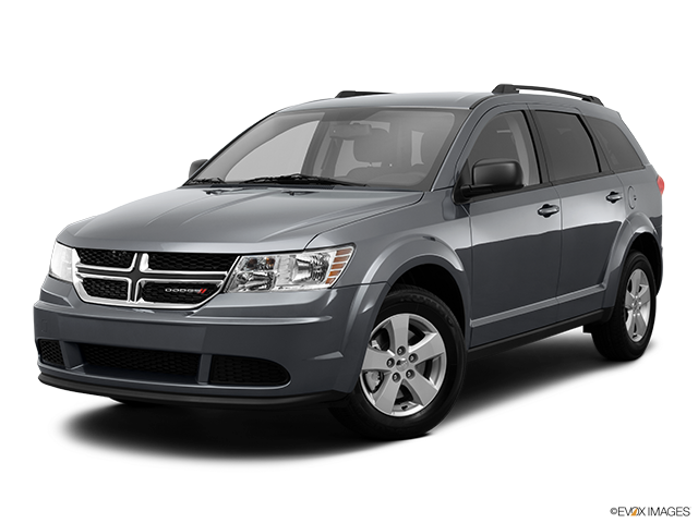 2013 Dodge Journey Review