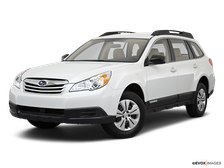 2010 Subaru Outback Review