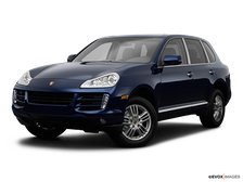 2009 Porsche Cayenne Review