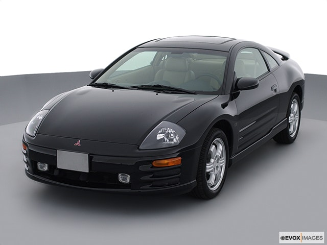 2002 Mitsubishi Eclipse Review