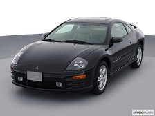 2002 Mitsubishi Eclipse Review