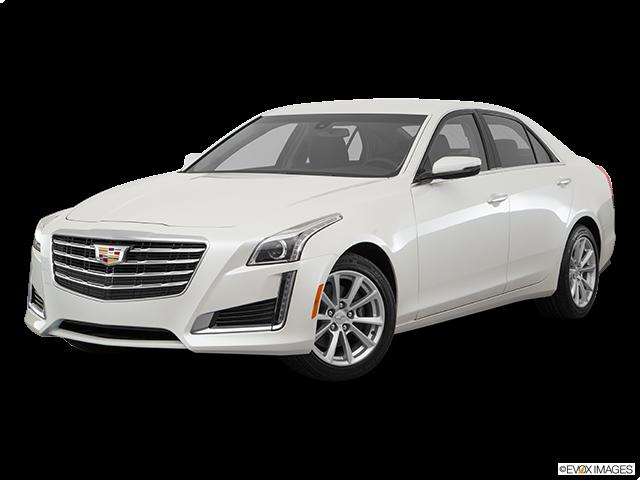 2017 Cadillac CTS photo