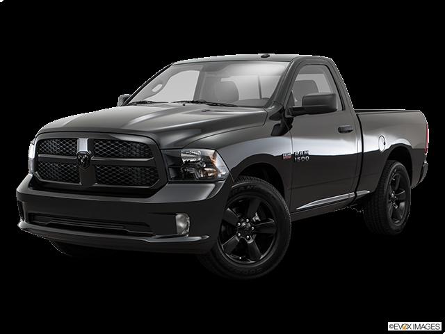 2016 Ram Ram Pickup 1500 Review