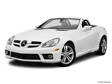 2011 Mercedes-Benz SLK Review