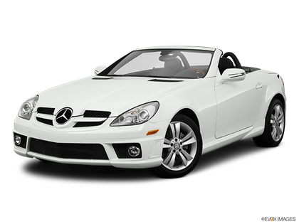 2011 Mercedes-Benz SLK photo