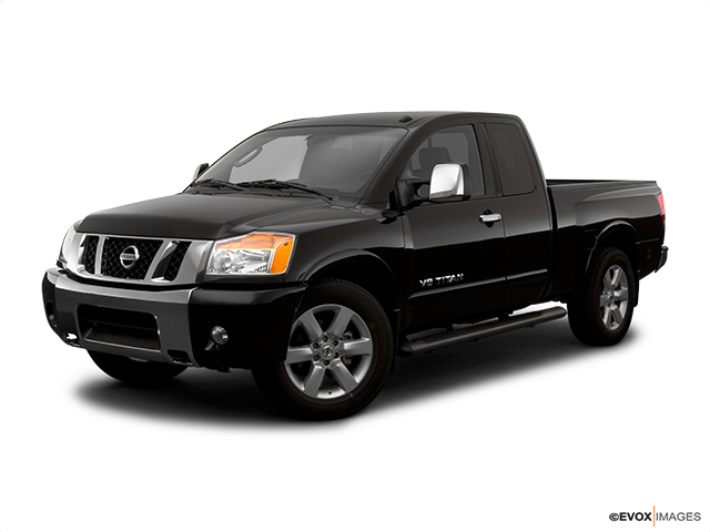 2008 Nissan Titan Review