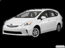 2013 Toyota Prius v Review
