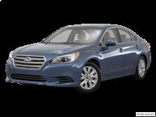2016 Subaru Legacy Review