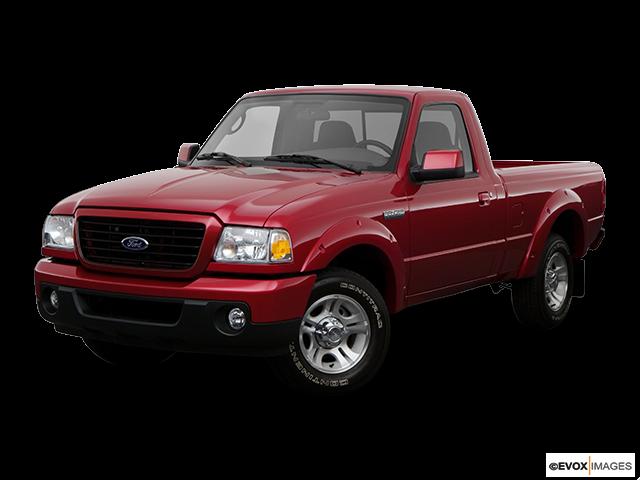 2008 Ford Ranger Review