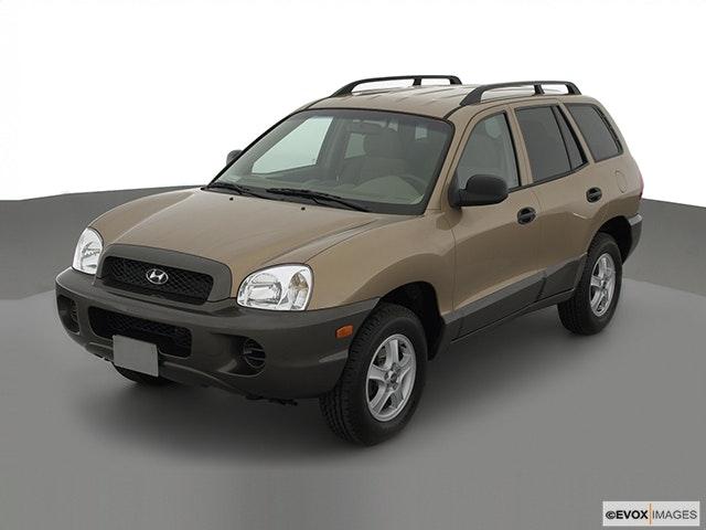2003 Hyundai Santa Fe Review