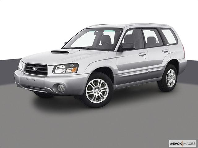 2004 Subaru Forester Review