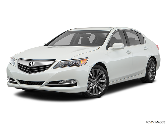 2017 Acura RLX Review