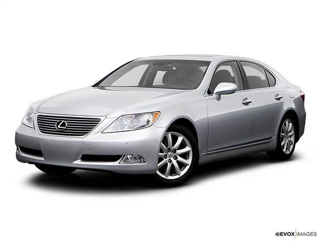 2008 Lexus LS 460 Review