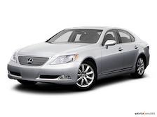 2008 Lexus LS Review