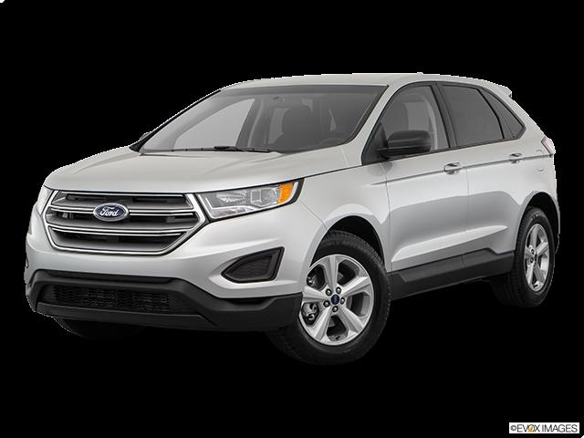 2018 Ford Edge photo