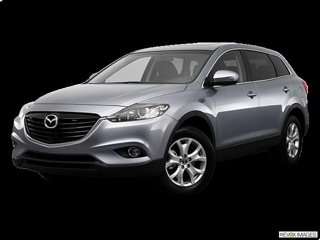 2013 Mazda CX-9 Review