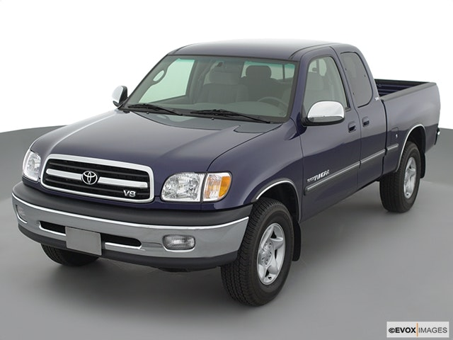 2002 Toyota Tundra Review