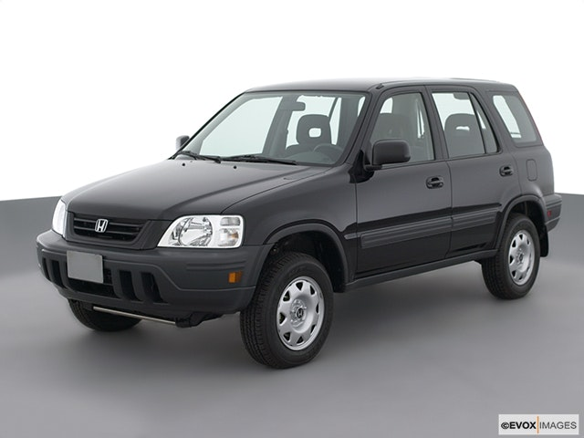 2001 Honda CR-V Review