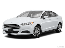 2015 Ford Fusion Review