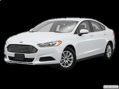 2017 Ford Fusion Photo