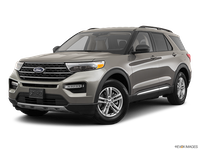 Ford, Explorer, 2011-Present
