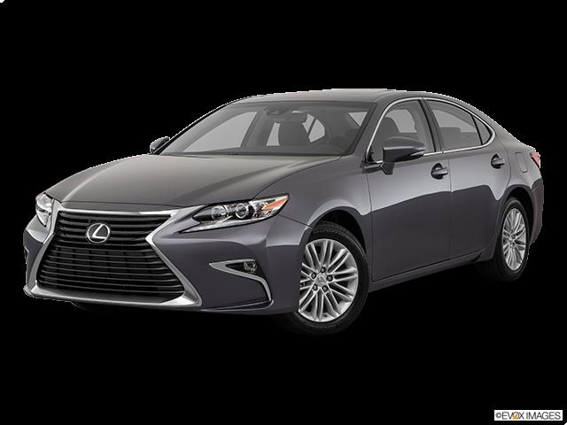 2018 Lexus ES 350 Review
