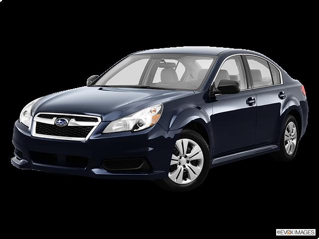2014 Subaru Legacy Review