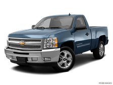 2013 Chevrolet Silverado 1500 Review