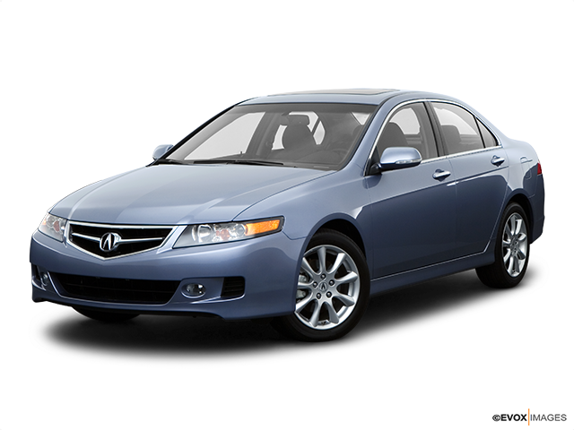 2008 Acura TSX Review