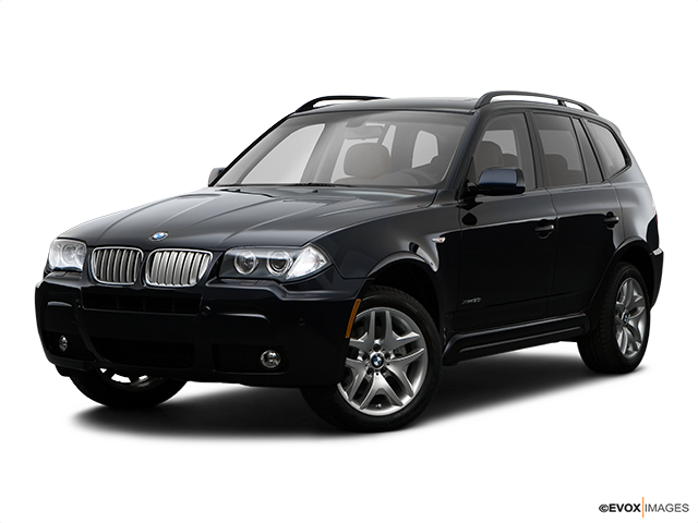 2009 BMW X3 Review