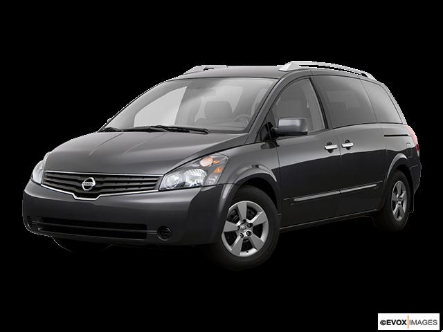 2009 Nissan Quest Review