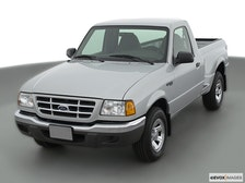 2001 Ford Ranger Review