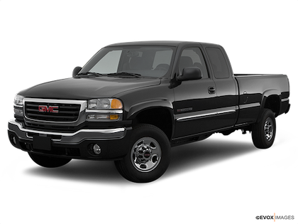 2006 GMC Sierra 2500HD photo