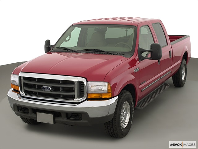 2003 Ford F-350 Super Duty Review