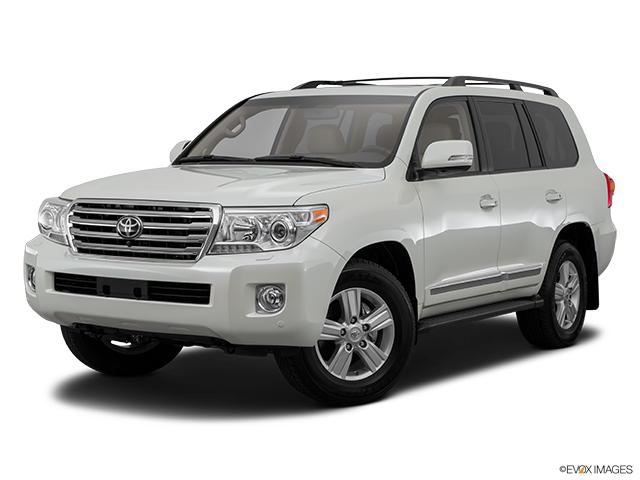 2015 Toyota Land Cruiser photo