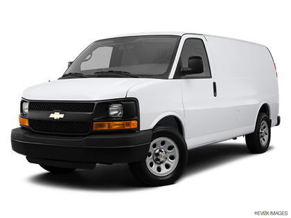 2013 Chevrolet Express Cargo photo