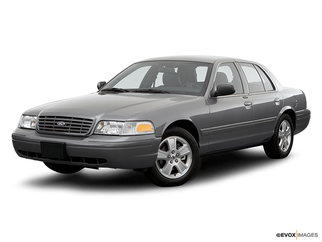 2006 Ford Crown Victoria Review