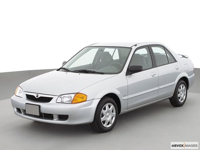 2000 Mazda Protege Review