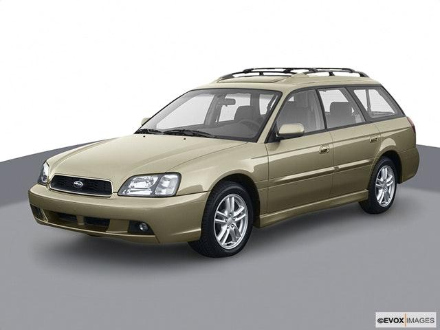 2004 Subaru Legacy Review