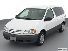 2003 Toyota Sienna Review