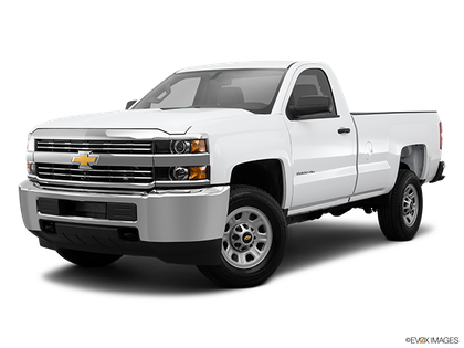 2016 Chevrolet Silverado 2500HD Review | CARFAX Vehicle Research