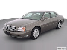 2001 Cadillac DeVille Review