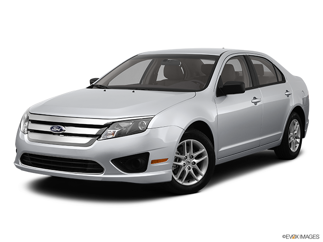 2012 Ford Fusion Review