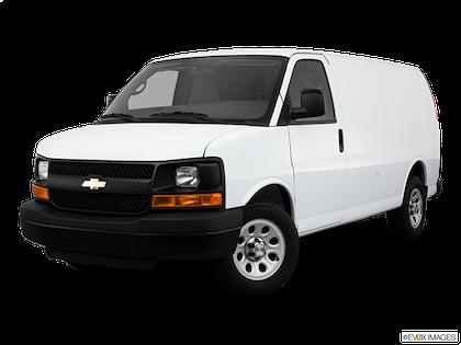 2011 Chevrolet Express Cargo photo